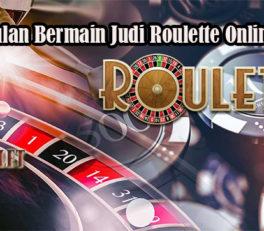 Keunggulan Bermain Judi Roulette Online Resmi