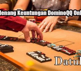 Peluang Menang Keuntungan DominoQQ Online Resmi